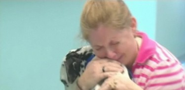 Reunions: Tearful Meeting Between Dog and Owner After a Year Apart