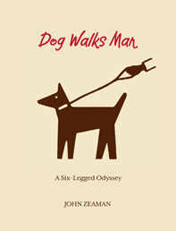 Book Giveaway: Dog Walks Man