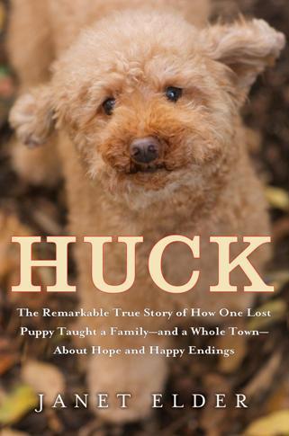 Book Givewaway Week: Huck