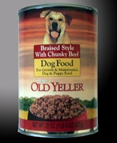 Kroger Recalls Pet Foods