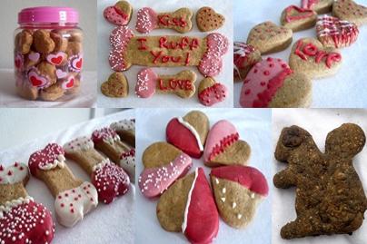 Giveaway: Po's Bag of Bones Bakery Valentine's Day Basket