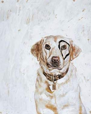 Jamie Wyeth Dog Painting Sells For $218,500