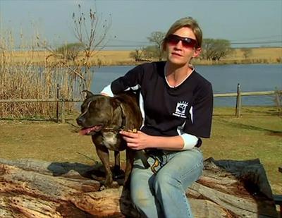 Diesel: Cheetah Preservation Dog