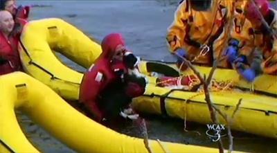 50 Crazy Vermonters Rescue a Dog