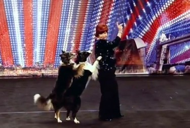 Donelda Guy and Her Dancing Dogs: Britain's Got Talent 2011 Audition