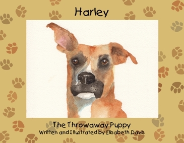 Book Giveaway: Harley, The Throwaway Puppy