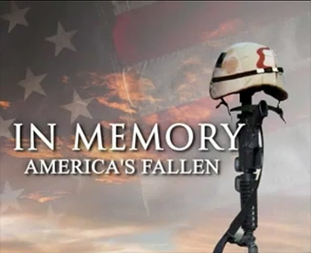 In Memory of America's Fallen