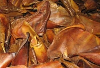 Keys Manufacturing Company Recalls Pig Ears for Pet Treats for Possible Salmonella Health Risk