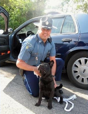 State Police Trooper Pulls Dog From Tornado Rubble Three Days After House Collapse