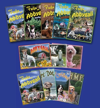 Giveaway: The Tails of Abbygail 5 DVD Set