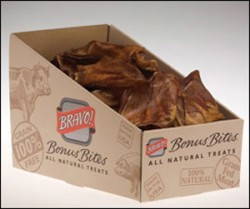 Bravo! Issues Nationwide Recall of Pig Ears Dog Chews