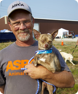 Hundreds of Pets Find Forever Homes at Joplin Adoption Drive