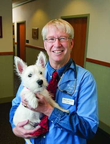 Dr. Marty Becker on Pet Obesity