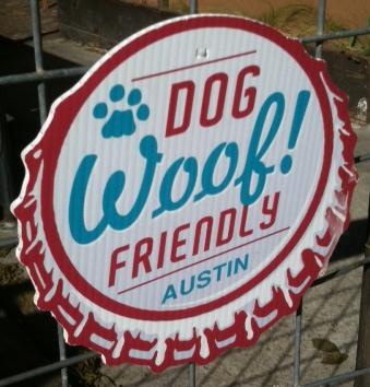 Austin is Super Dog Friendly