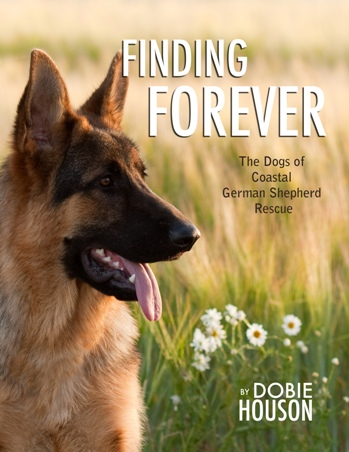 Book Giveaway – Finding Forever: The Dogs of Coastal German Shepherd Rescue