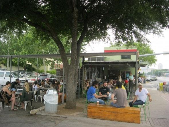 Jo's Coffee in SoCo - Austin, Texas