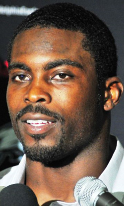 Michael Vick Addresses Congress on Animal Fighting