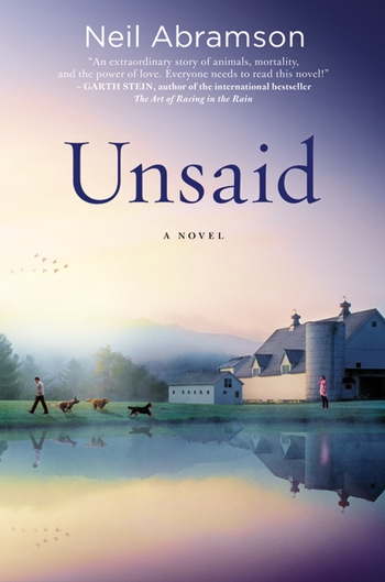 Book Giveaway: Unsaid by Neil Abramson