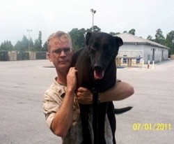 Fallen Marine Lost Life Attempting to Save Dog
