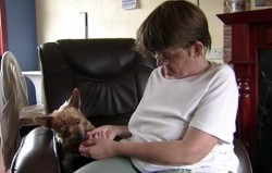 Disabled Woman Fights Off Dognappers With Her Cane