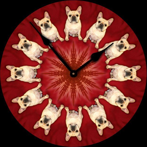 Giveaway: Custom Keepsake Clock