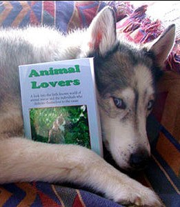 Book Giveaway: Animal Lovers