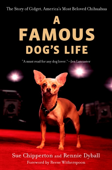 Giveaway: A Famous Dog's Life