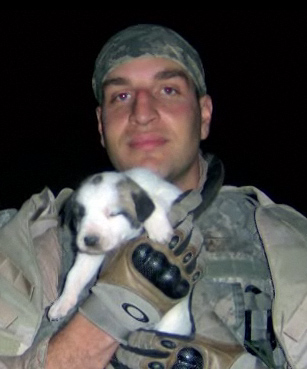 Saved: Fallen Soldier's Dog Comes Home