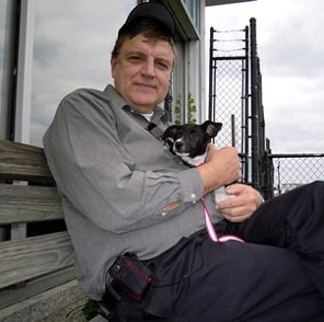 Professor Flies Unwanted Dogs to New Homes