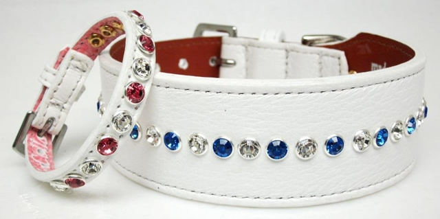 Giveaway: Luxury Dog Collar from Around the Collar Pet Accessories