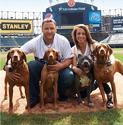 Buehrle Goes to Bat for Pit Bulls, Joins Forces with Best Friends to Fight BSL