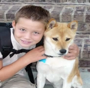 6th Grader Honors Dog, Fights for Change in Kansas Law