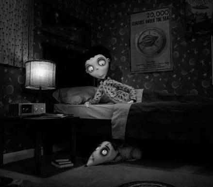 Frankenweenie: Official Movie Trailer