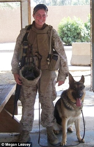 Marine Successful in Fight to Adopt Military Dog