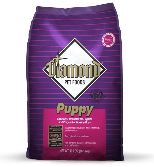 Diamond Pet Foods Expands Recall
