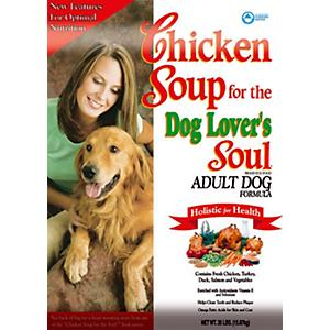 Recall Alert: Chicken Soup for the Pet Lover's Soul