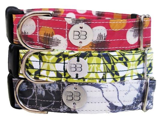 Giveaway: Baxter & Birdie Collars