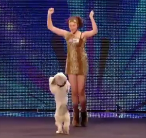 Britain's Got Talent – Dancing Dog