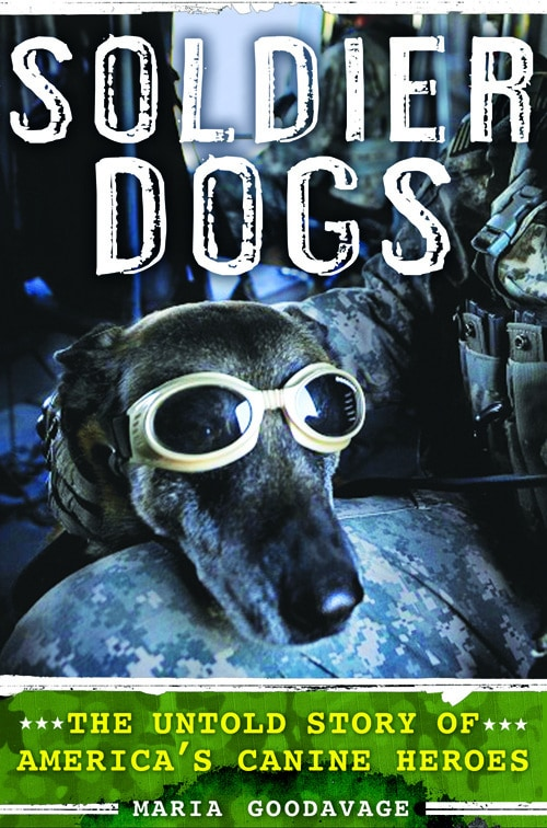 Book Giveaway: Soldier Dogs