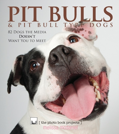 Pit Bull Photo Book Giveaway