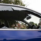 Woman Smashes Window to Save Dog from Hot Car