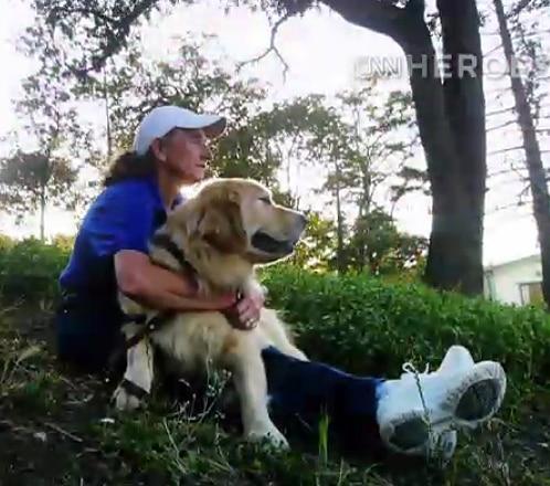 Dog Trainer Nominated for CNN Hero Award