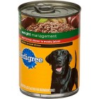 Pedigree Dog Food Recall Announced