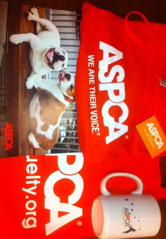 Giveaway: ASPCA Prize Package