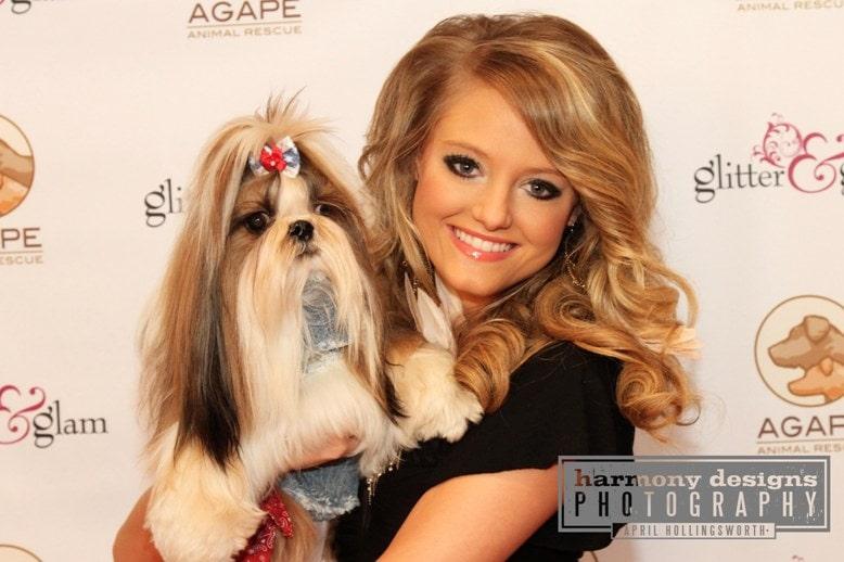 Glitter and Glam Shines on Nashville's Four-legged Friends