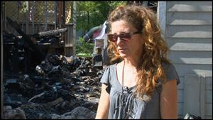 Dog Saves Rescuer from Fire: 200 Animals Displaced