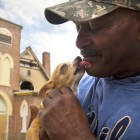 Pastor Finds Dog Alive Four Days After Church Fire