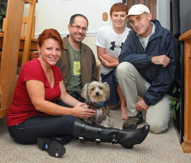Despite Sandy's Devastation, One Family Finds Joy