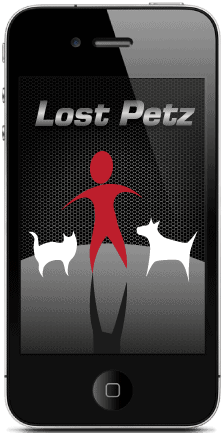 A new phone app hopes to help find lost dogs