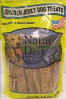 Nature's Deli Chicken Jerky Dog Treats Recall